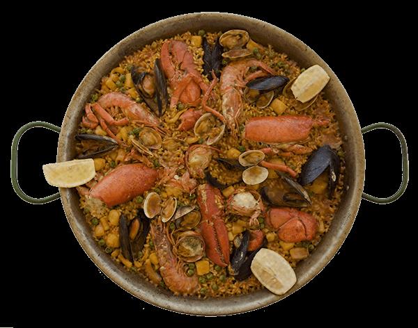 Tastamar - Paella
